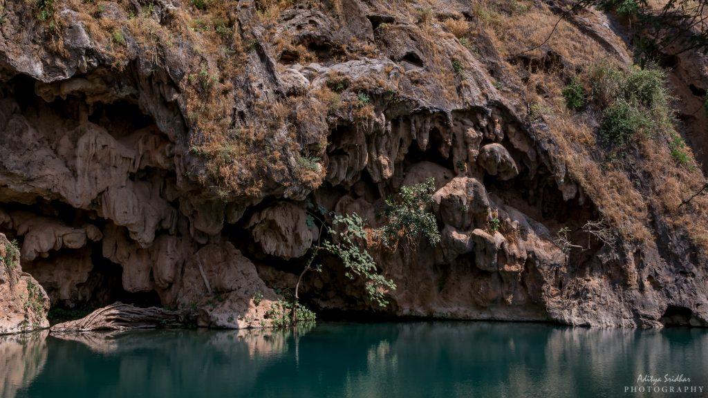 Natural Spring at Ayn Sahalnoot